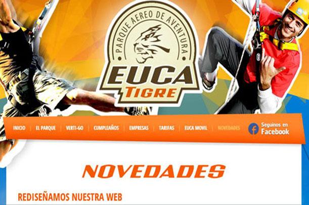 EUCA estrena nueva web