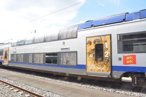 A bordo del Tren del Impresionismo