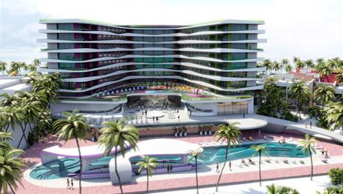 The Adult Playground que redefinirá el horizonte de Cancún