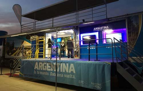 Datos 2016 delObservatorio Económico de Agencias de Viajes y Turismo de Argentina
