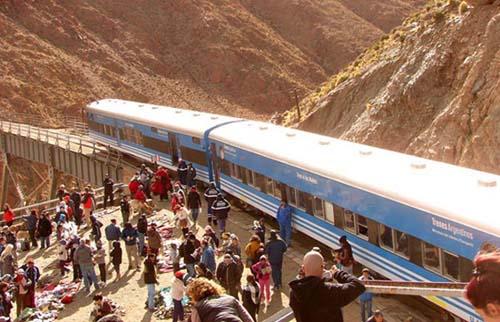 La primera salida del Trenen 2016 será el 9 de julio