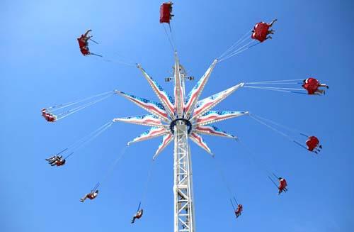 El verano 2016 con nuevas atracciones en Coney Island