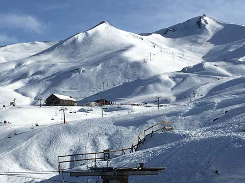Valle Nevado presenta su temporada de esquí 2016