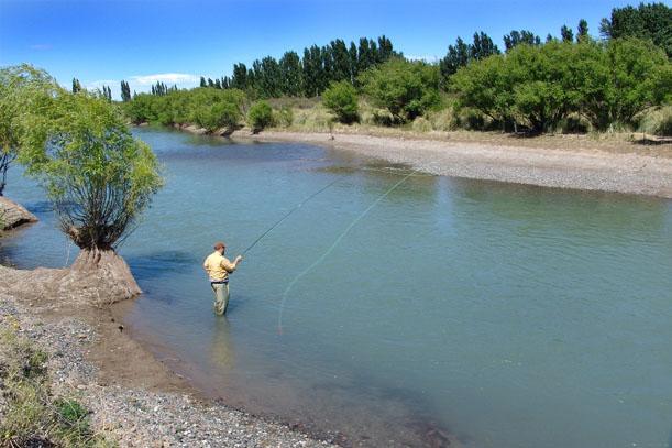 Abierta la temporada de pesca deportiva