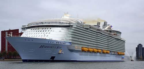 Fue reconocida como mejor compañía de crucero y lanza unnuevo barco