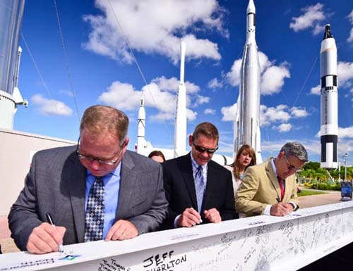 Héroes & Leyendas, la próxima atracción del parque espacial