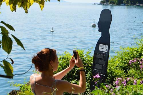 Encuentros e inspiraciones en Montreux y la Riviera