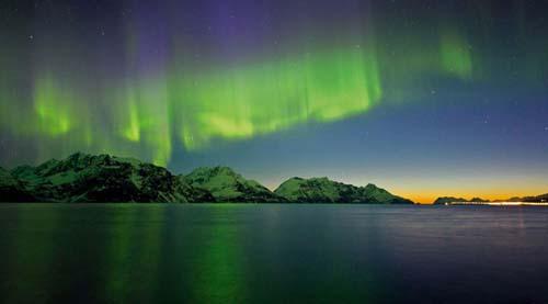 Observación de Auroras Boreales garantizada