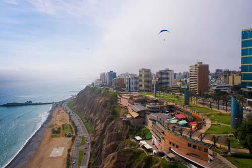 Cinco manerasimperdibles paraconocer Lima