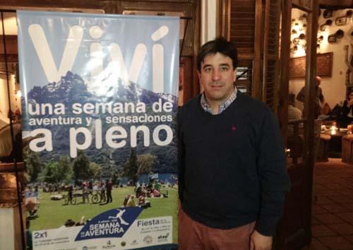 Marcos Barberis, Secretario de Turismo