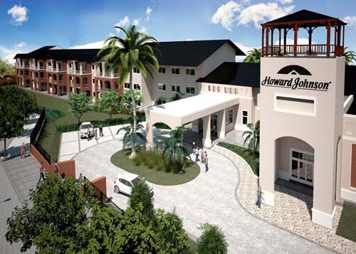 Un nuevo Howard Johnson abrió en Villa Carlos Paz