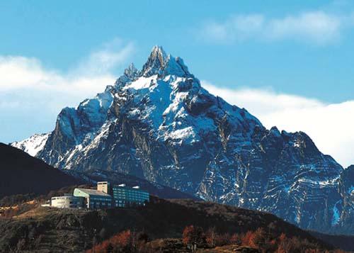 Entre los 5 mejores hoteles de lujo de la Argentina