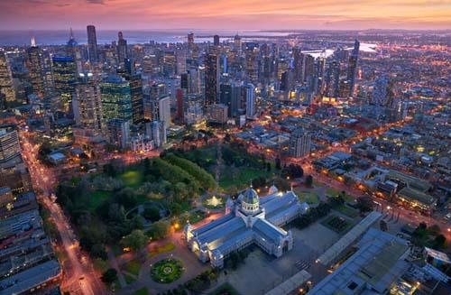 La ciudad australiana fue la anfitriona del evento de los 50 Mejores Restaurantes del Mundo 2017