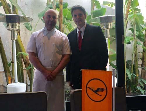 Inversiones y servicios personalizados para volar entre la Argentina y Europa