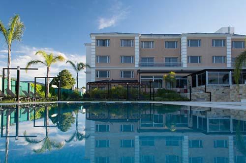 Un nuevo hotel termal de alta categoría en Concordia, Entre Ríos