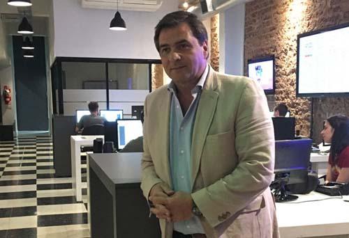 Bernardo Racedo Aragón, Gerente Comercial de Andes Líneas Aéreas