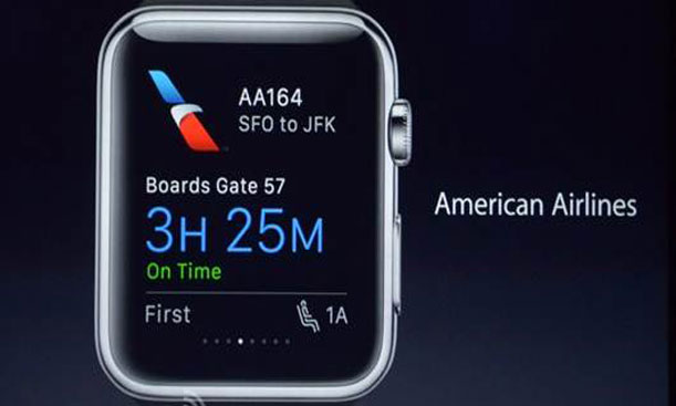 American-Apple Watch