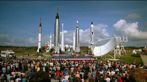 Medio siglo de atracción espacial