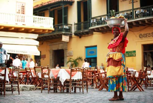 Un país pacificado que apunta al turismo