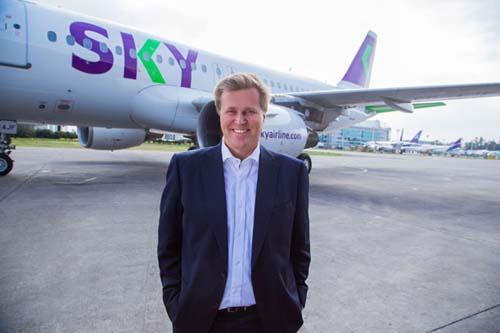 El directivo de la aerolínea propone una tasa de embarque regional para el Cono Sur