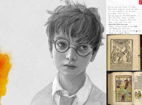 Una muestra celebra los 20 años del primer tomo de Harry Potter