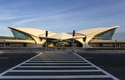 La icónica terminal de TWA será un hotel de lujo en el aeropuerto neoyorquino