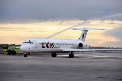 La compañía vuela en Tucumán a partir de noviembre 2017