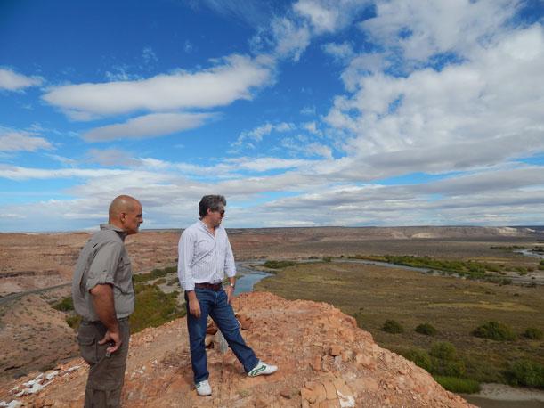 Una nueva Area Natural Protegida en Chubut