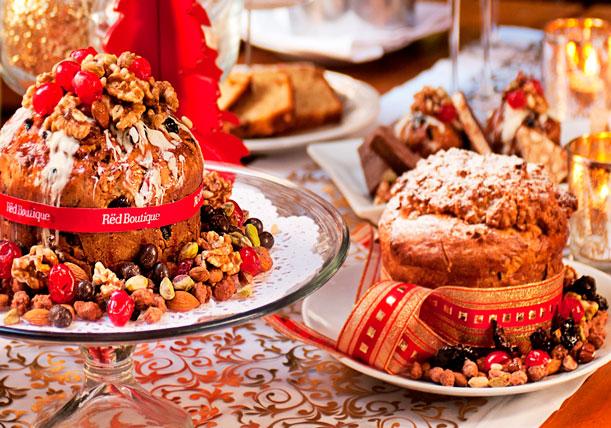 Menú para las Fiestas de Navidad y Año Nuevo