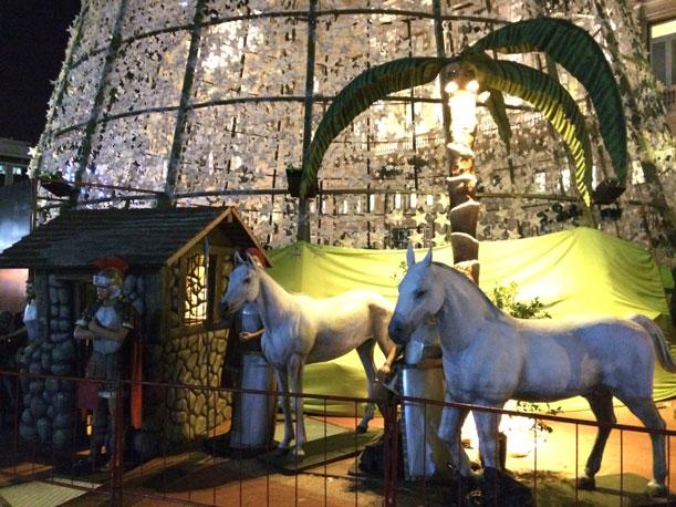 Las iluminaciones de Navidad en Buenos Aires