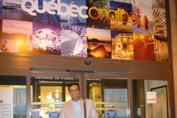 Marouan Belfakir / Québec
