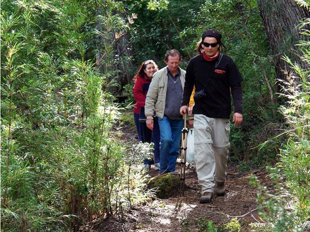 Una opción de caminatas en la región de Esquel